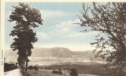COUR St MAURICE - 25 - Doubs - Vue Panoramique De Battenans - Au Fond La Roche De Baal - Otros Municipios