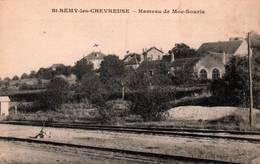 CPA - ST REMY-les-CHEVREUSE - HAMEAU De MOC-SOURIS ... (Gare) - St.-Rémy-lès-Chevreuse