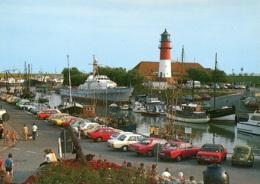 VW Käfer,Ford Granada,Datsun,Mercedes -8...Büsum,Alter Hafen, Ungelaufen - Voitures De Tourisme