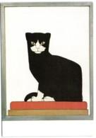 B. A. Van Der Leck - De Kat - The Cat - Le Chat - Die Katze - Katten