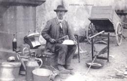 63 - Puy De Dome - ORCINES - L étameur - 1908 - Parfait Etat - Autres Communes