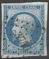 FRANCE - Oblitération Petits Chiffres LP 3746 LUS-LA-CROIX-HAUTE (Drôme) - Storia Postale (Francobolli Sciolti)