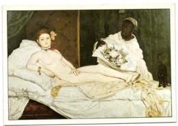 Edouard Manet - Olympia - Paintings