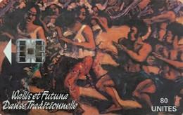 WALLIS-et-FUTUNA - Danse Traditionnelle - Wallis And Futuna