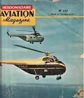 Rare Revue Aviation Magazine Thoret La Tempête N°117 Jeudi 27 Janvier 1955 - Aviation