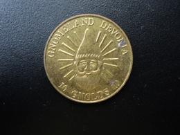 GNOMELAND DEVONIA - 10 GNOLDS 10  * - Monetari/ Di Necessità