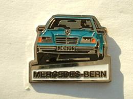 PIN'S MERCEDES BERN - Mercedes