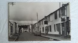 Cpa - Puilboreau  - Rue Principale ( Station Shell ) - Altri Comuni