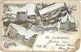 1899 - PROSTEJOV , Zustand Vie Auf Scan, 2 Scan - Tchéquie