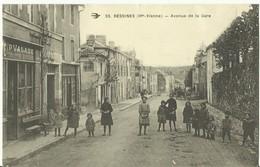 BESSINES - Bessines Sur Gartempe