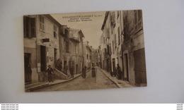 VILLENEUVE LOUBET _ STATION ESTIVALE _ PLACE DES MESURES    …… 93 - Autres Communes