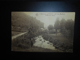 170-BOMAL SUR OURTHE- Les Rochers - Vallee De L'Aisne -edit Albert 3 -**ENVOI GRATIS VERZENDING FREE SHIPPING** - Durbuy