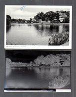 Y14897/ Hamburg Bramfeld  AK + Negativ Ca.1955 - Bramfeld