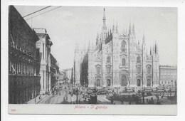 Milano - Il Duomo - Retro Indiviso - Milano (Milan)