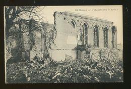 """Chauny (02) : La Chapelle De """"La Croix"""" - Chauny"""