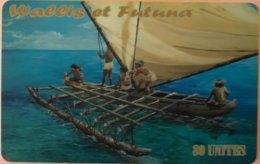 WALLIS-et-FUTUNA - Pirogue Traditionelle - Wallis En Futuna