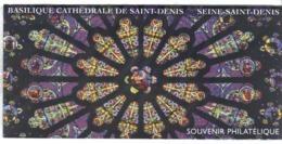 Basilique Cathédrale De Saint-denis  ,  Bloc Souvenir Neuf  BS 109 - Foglietti Commemorativi