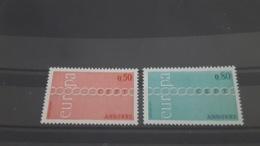 LOT 485650 TIMBRE DE ANDORRE NEUF** LUXE N°212/213 VALEUR 50 EUROS - Collections
