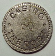 Casino Du Tréport - 75c à Consommer - Casino