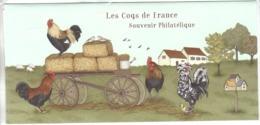 Les Coqs De France,  Bloc Souvenir Neuf  BS 115, 2 Feuillets - Foglietti Commemorativi