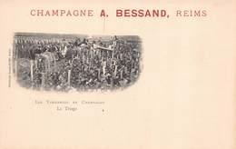 REIMS  - Champagne A. BESSAND  - Les Vendanges  - Le Triage - Reims