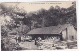 Vosges - St-Etienne - La Scierie De La Suche - Saint Etienne De Remiremont