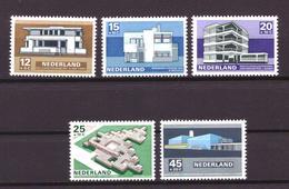 Nederland - Niederlande - Pays Bas NVPH 920 T/m 924 MNH ** (1969) - Nuevos