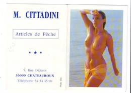 Petit Calendrier Nu 1987 - Erotiques (…-1960)
