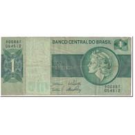 Billet, Brésil, 1 Cruzeiro, 1972, Undated (1972), KM:191Aa, TB - Brazil