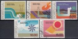 PORTUGAL 1977 Nº 1323/27 USADO - Used Stamps