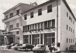SANSEPOLCRO, AREZZO - Albergo 'Orfeo' Ristorante, Hotel. Auto - Fg - Arezzo