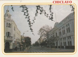 POSTAL DE PERU. CHICLAYO. AV BALTA. 410. (708). - Pérou