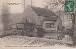 CPA Verdelot - Moulin De Boucard (cliché Peu Fréquent) - Autres Communes