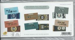 LES APPAREILS PHOTOGRAPHIQUES  NEUF - Souvenir Blocks & Sheetlets