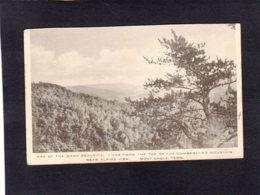 90396   Stati  Uniti, One Of The Many Beautiful  Views, The Cumberland Mountain Near Alpine View, Mont Eagle, Tenn.,  NV - Etats-Unis