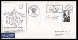 1132 Taaf Terres Australes Antarctic Lettre (cover) 20/12/1980 Signé Signed BEQUET NUMEROTE AU VERSO - Storia Postale