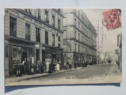 75 PARIS  Carte En Bon état Général - Rue Du Chevaleret  DEN1117 - Arrondissement: 13