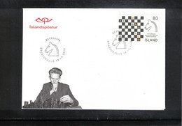 Island 2008 Chess Interesting Cover - Schach