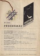 Aviation - Meeting Eplatures 1934 - Rarissime - Transports