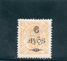 MACAO 1902 * - Macau