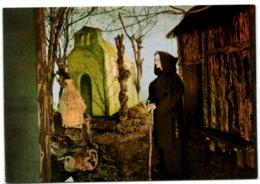 Historial De La Chaise Dieu - Défrichage De La Forêt Par Saint Robert Et Ses Compagnons (Premier Oratoire) - La Chaise Dieu