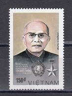 Vietnam 1988 - Ton Duc Thang, Mi-Nr. 1934, MNH** - Vietnam