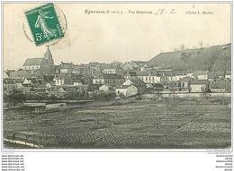 28 EPERNON. Vue Générale 1910 - Epernon