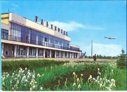 Russia. (SSSR). The Ulyanovsk Airport Building. - Aerodromes
