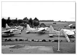 Bristol 170 Freighters Of Silver-City Airways    -  15x10cms PHOTO - 1946-....: Era Moderna