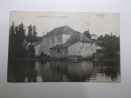 LOISY Le Moulin - Frankreich