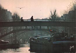 75-PARIS CANAL SAINT MARTIN-N° 4439-D/0047 - France
