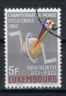 Luxemburg Y/T 610 (0) - Used Stamps