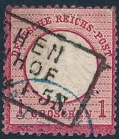 Yvert N° 4, Michel N° 4 Oblitéré - Deutschland
