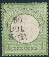 Yvert N° 7, Michel N° 7 Oblitéré - Deutschland